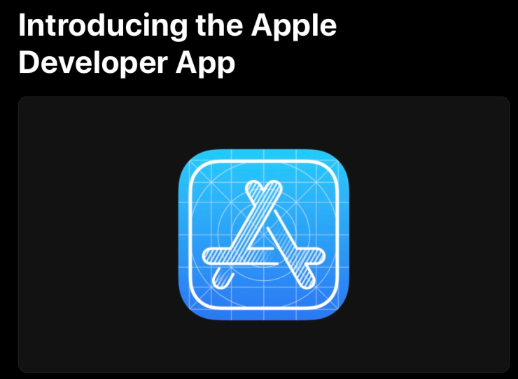 developer apple